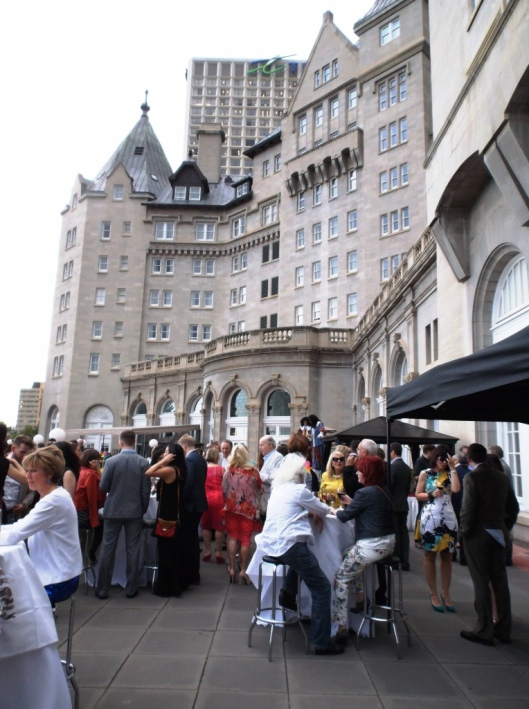 Hotel MacDonald terrace